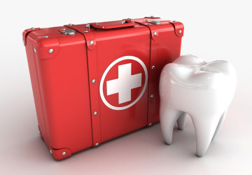 Dental care is first aid for your teeth!